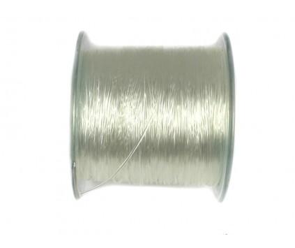 gumka żyłka silikonowa transparentna 1mm 6m