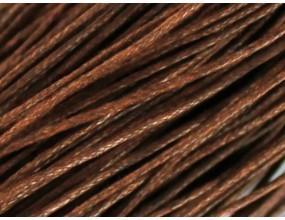 Sznurek Jubilerski Bawełniany Woskowany 1mm 7m