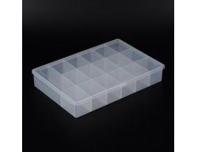 Organizer na koraliki pudełko do koralików 16przeg