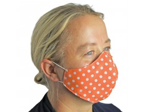 Maska maseczka profilowana bawełniana streetwear