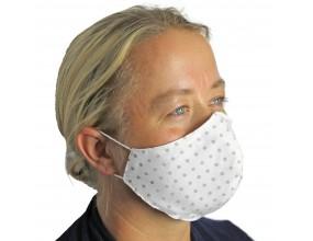 Maska maseczka profilowana bawełniana profilowana