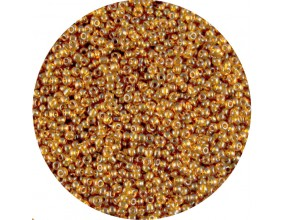 KORALIKI DROBNE SEEDS 2mm SZKLANE 30 gram PB15